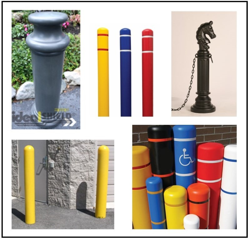 Image logo for Bollard Covers / Post Sleeves