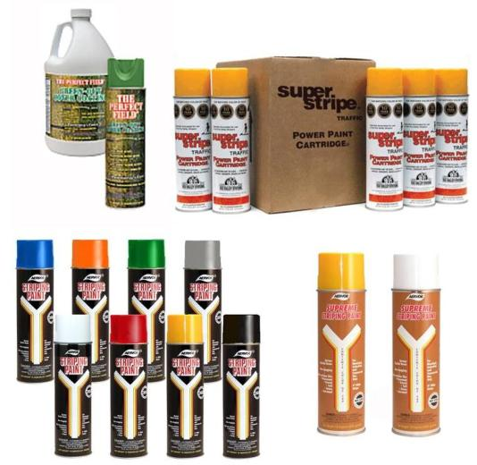 Paint & Supplies