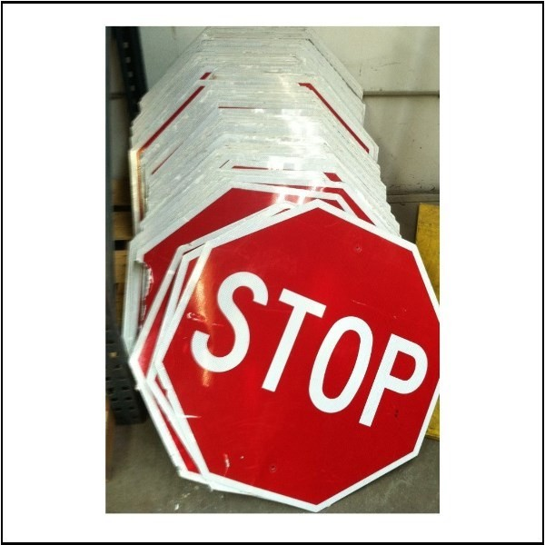 STOP SIGNS!