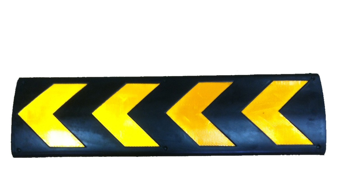 Image logo for WALL PROTECTOR - Striped Medium-Duty