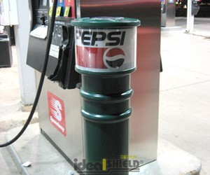 Image logo for Bollard Covers | Pipe Sleeves | Ideal Shield - Metro Point of Purchase (POP)