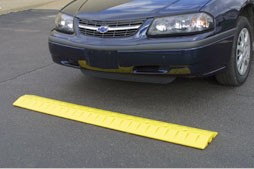 Image logo for Rigid Plastic Speed BUMP/ Cable Guard - 6' or 9' Lengths