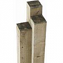 Image logo for Posts - 4 x 4 Pressure Treated Wood Post