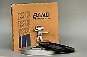 Image logo for Stainless Steel Strapping and Banding (Light Gauge) 200/300  - 100' or 200' Rolls